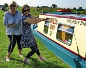Holly Day Cheshire Cat Day Boat Hire