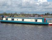 Cheshire Cat Narrowboats Silver Moon