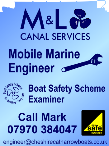 M & L Canal Services - Mobile Marine Engineer and Boat Safety Examiner