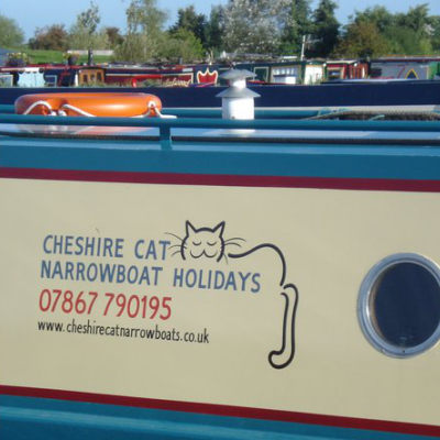 Cheshire Cat Narrowboat Hire