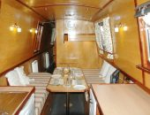 Cheshire Cat Narrowboat Holidays 65' Southern Cross