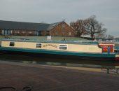 Cheshire Cat Narrowboats - Witch Hazel