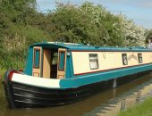 Cheshire Cat Narrowboats Witch Hazel