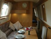 Cheshire Cat Narrowboat Holidays - Hire boat New Moon